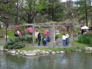 Midnight soret jardin japones y rosedal de buenos aires for Jardin japones cursos
